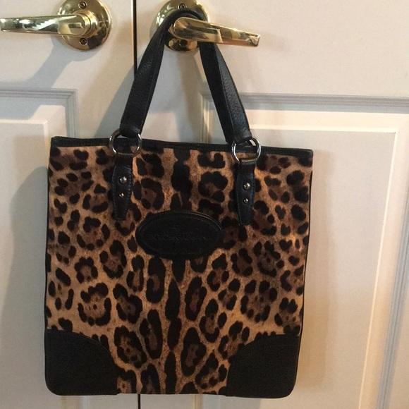 Dolce   Gabbana Handbags - Dolce   Gabbana Animalier Tote 4df9f34a7ee94